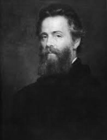 Melville Writes Description of Factory Workers