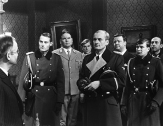 the history of the wannsee conference in conspiracy a film by frank pierson Conspiracy (2001) is a worldwarii drama, history movie starring kenneth branagh and clare bullus it is directed by frank pierson a dramatic recreation of the wannsee conference where the nazi final solution phase of the holocaust was devised.