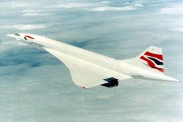 Last fight of Concorde