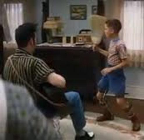 Forrest Hip Dance With Elvis