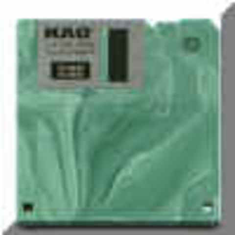 (2) The 8-inch floppy disc is introduced