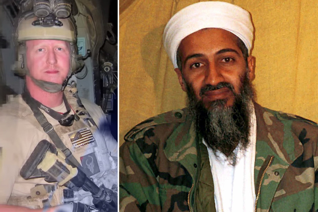 Osama Bin Laden was Killed by Navy Seals