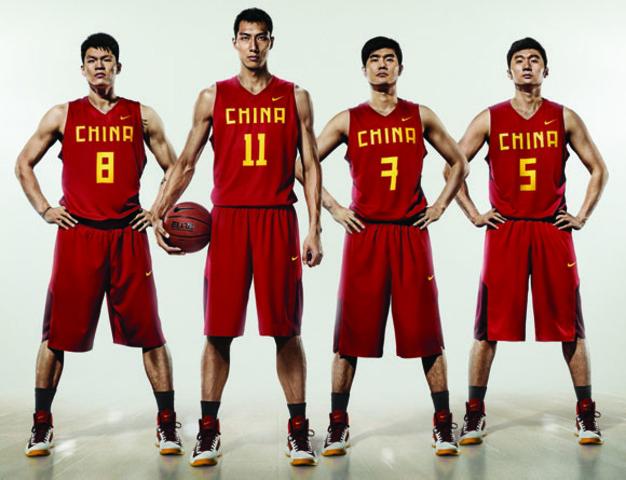 Chinese Basketball timeline | Timetoast timelines