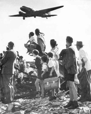 Berlin airlift date in Australia