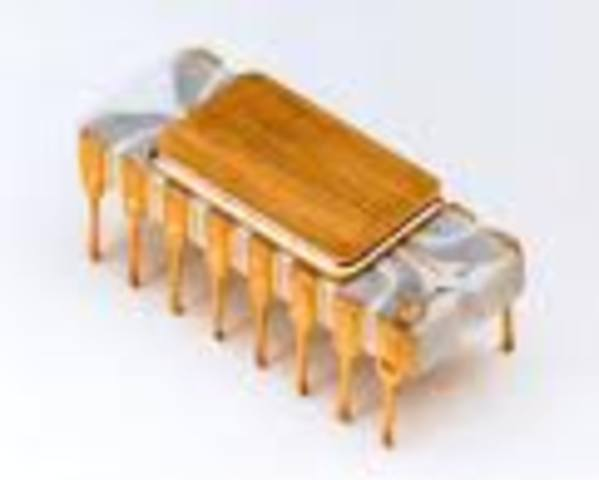 (2) Intel microprocessor introduced