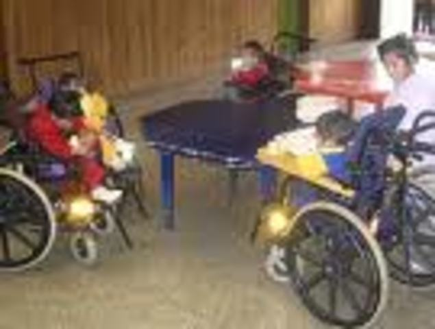 (4) All Handicapped Children Act of 1975