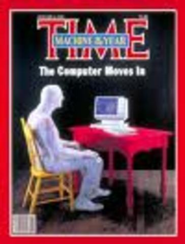 "(2) Time names the personal computer its ""Man of the Year (1982)"""