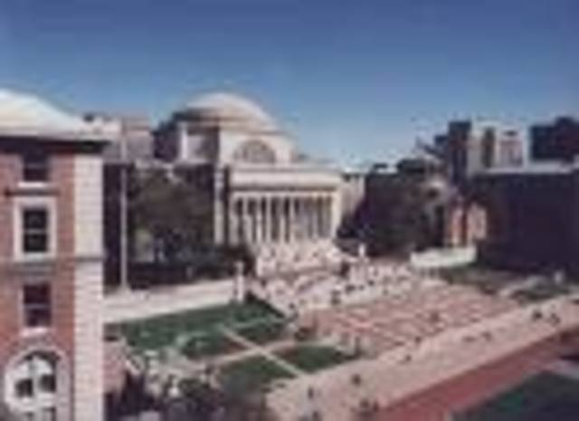 (4) Columbia University accepts women