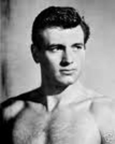 (5) Rock Hudson dies from AIDS, bringing awareness to the disease