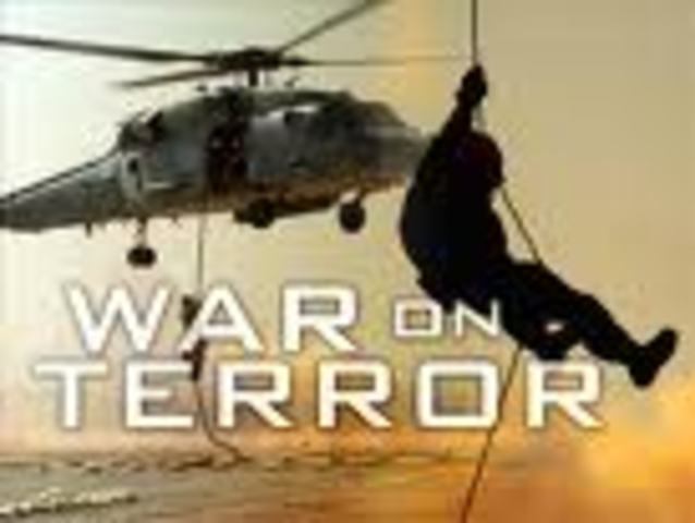 (5) 9/11 Prompts the Global War on Terrorism