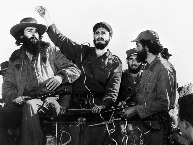 a description of fidel castros family Cuban revolutionary fidel castro is born in the oriente fidel attended roman catholic was kidnapped while walking home from school in the family's.
