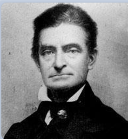 john brown an extreme abolitionist Eisenbach: john brown was a radical abolitionist who believed that slavery was wrong he actually believed in racial equality all things we can agree on but where he kind of takes it a step .