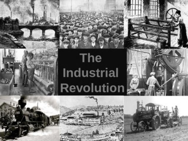 the industrial revolution in europe Before the great divergence: the modernity of china at the onset of the industrial revolution jan luiten van zanden 26 january 2011 this column argues that the industrial revolution occurred in europe rather than china because european entrepreneurs were eager to adopt machines to cut down on high labour costs.