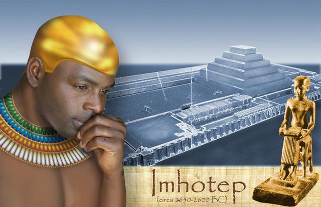 El primer experto en medicina legal fue imhotep en egipto for Imhotep architecte
