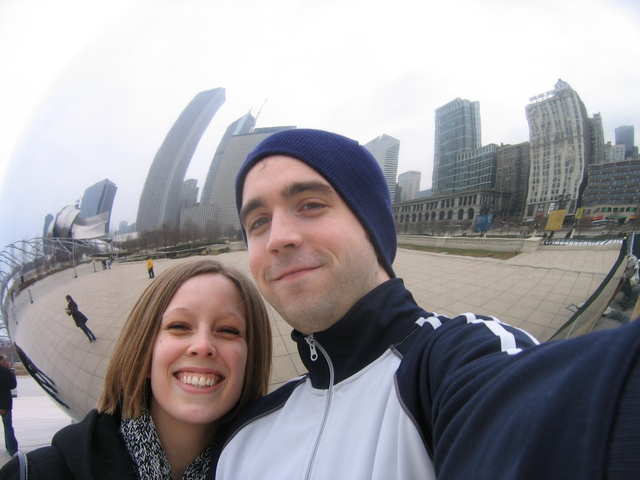 Marieta and Pat move to Chicago