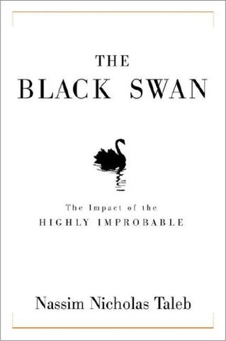 The Black Swan réédité, Nassim Taleb