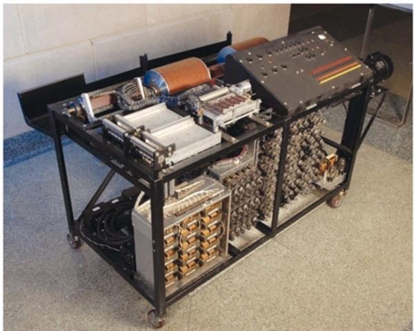 la primera computadora digital totalmente electrónica, llamada ABC
