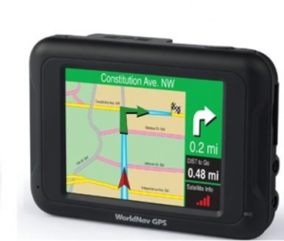GPS Goes Mainstream