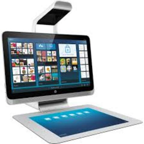 HP Sprout Touch Mat