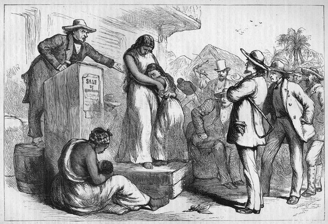 slave owners Master-slave relations slave women were forced to comply with sexual advances by their masters on a very regular basis consequences of resistance often came in the form of physical beatings thus, an enormous number of slaves became concubines for these men.