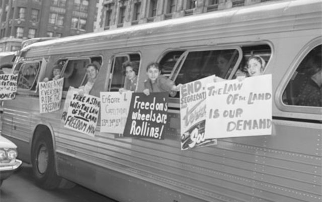 African American Civil Rights Movement timeline