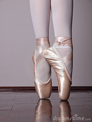 Todays Pointe Shoes