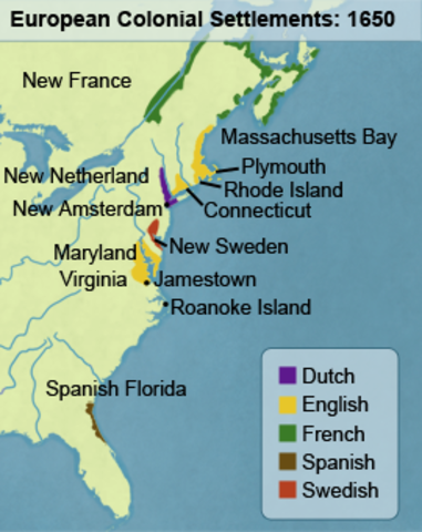 an analysis of the massachusetts bay and spanish colonies in america Comparison of colonies in thanks, the pilgrims celebrated the first thanksgiving in 1621 a second group of puritans in england, the massachusetts bay company georgia was also a military boundary or buffer zone between spanish florida and the british colonies.