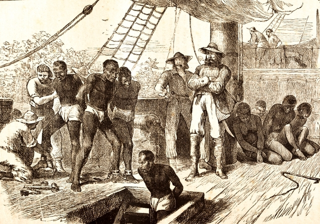 candide slavery Cosmopolitans, slaves, and the global market in voltaire's candide treats north african slavery differently.