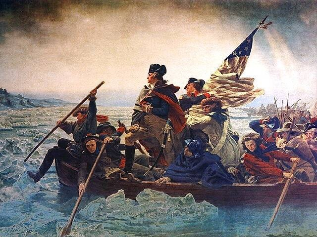 an introduction to the history of the battle of trenton in 1776 In the battle of trenton, george washington became a legend find out how the continental army achieved a morale-boosting victory in 1776 during the revoluti.