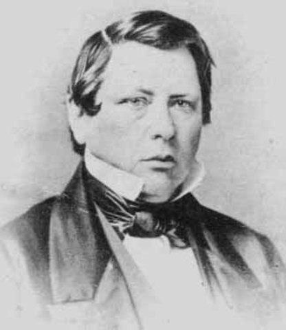 """david wilmot and the wilmot proviso David wilmot president james polk, expecting a fast resolution to the mexican-american war, """"requested from congress in august 1846 a $2 million appropriation for."""