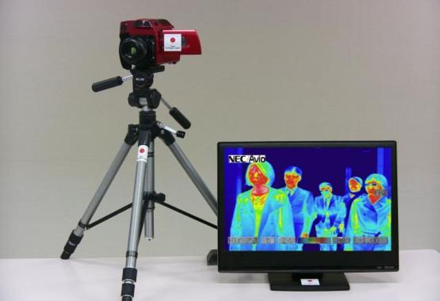 Infrared Fever Scanning System Timeline Timetoast Timelines