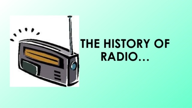 the origin and history of the radio in america History of american radio:  owen d young starts the radio corporation of  america (rca) - an offshoot of  1934 mutual broadcasting system founded.