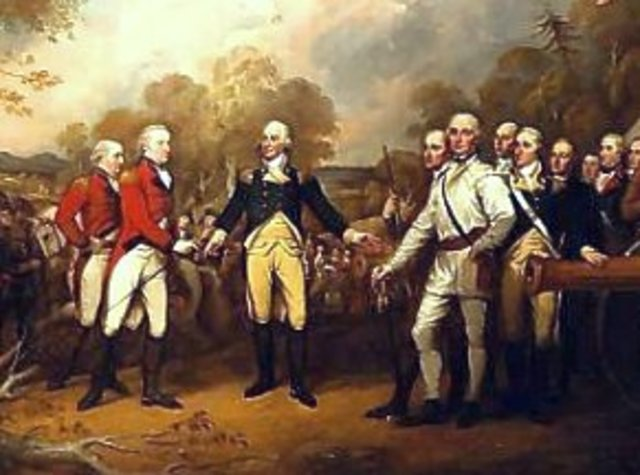 an overview of the battle of saratoga Division of military history and diplomacy, national museum of american history   fought in 1777 in northern new york state, the battle of saratoga was a.