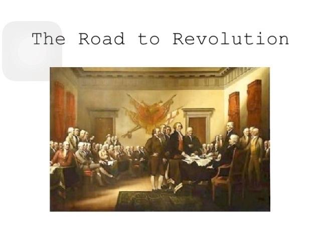 Revolutionary road essay