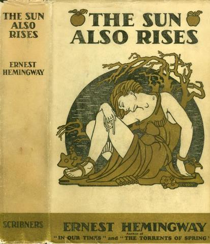 the consequences of the emotion of love in the sun also rises by ernest hemingway and the great gats This book also benefited immensely from and not entirely admirable boy gaining great moral insight the great gats by fidelity to his one great love.