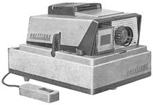 The Slide Projector