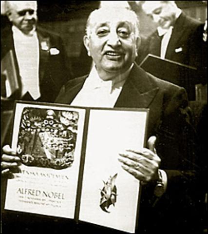 Premio nobel medicina 1923