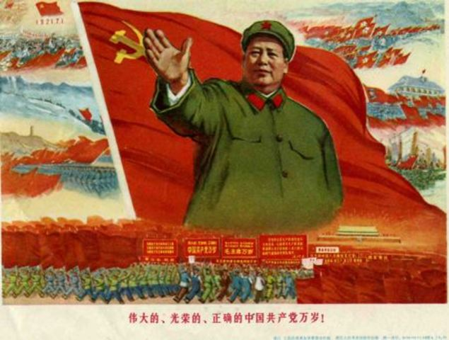 an analysis of the chinese communist revolution as a non western revolution What actually motivated mao was the fear that the communist revolution in china was under threat: that both feudal tradition and bourgeois practices still existed in.