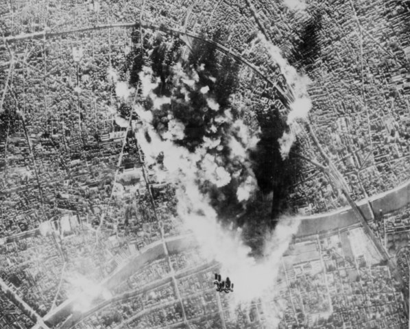 Germans bomb Paris and Dunkirk evacuation ends.