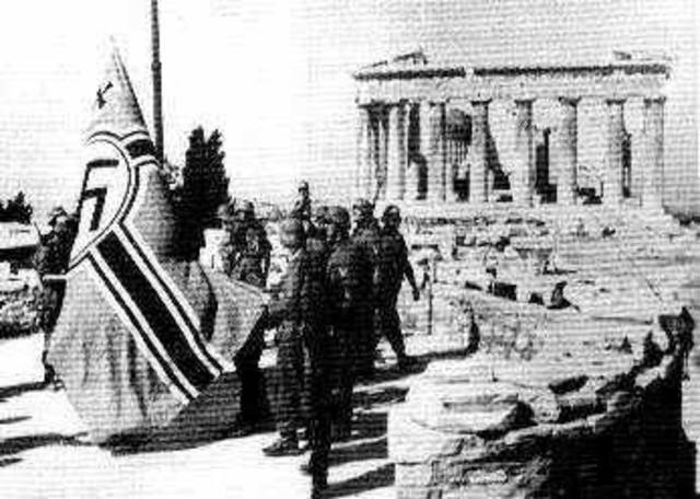 Greece Surrenders
