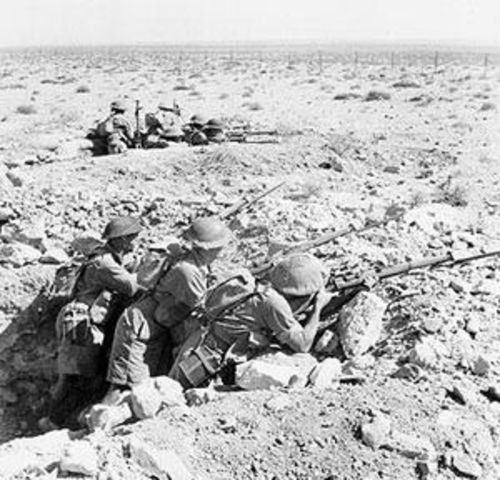 Germany Attacks Tobruk