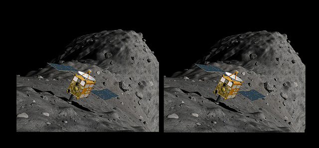first landing on an asteroid - photo #3