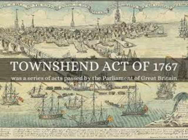 Townshend acts date in Australia
