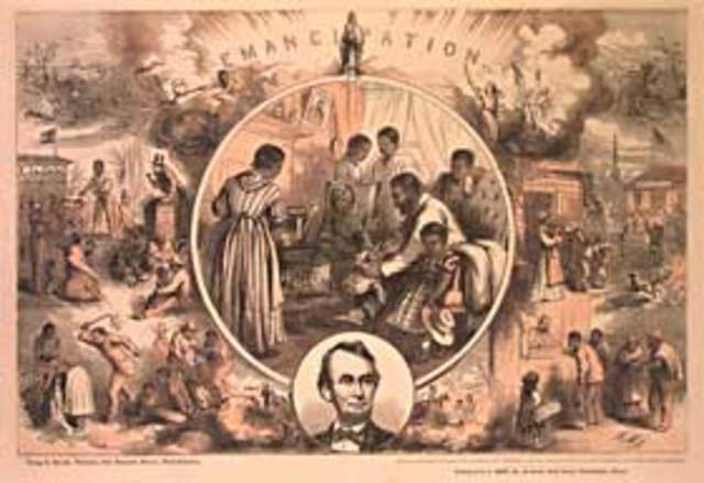 slavery and the failure of the reconstruction in america Black reconstruction in america: that held promise for a worker-ruled democracy to replace a slavery-based to see only failure in reconstruction.