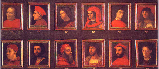 the major contribution of the medici family to humanism The classical contribution to 15th (renaissance humanism became therefore the major intellectual movement of commissioned by the medici family.