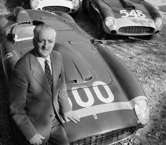 Enzo Ferrari Timeline