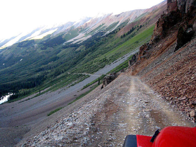 Jeeps4 - Ophir Pass Trail