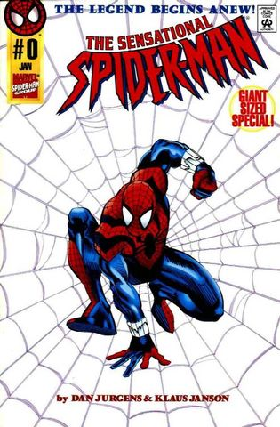Sensational Spider-Man#0