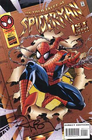 Untold Tales of Spider-Man#1