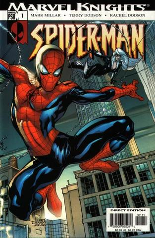 Marvel Knights: Spider-Man#1